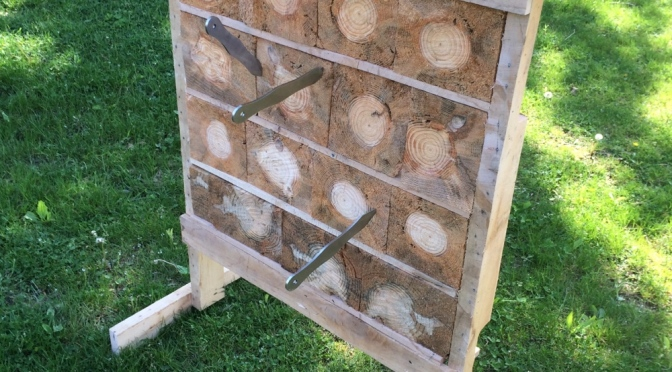 Sunday's pallet project